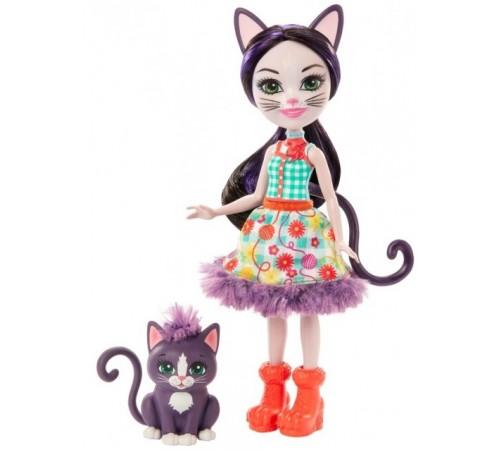"""Детскиймагазин в Кишиневе в Молдове enchantimals gjx40 Кукла""""Котик Сиеста"""""""
