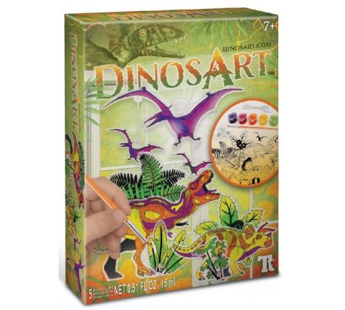 """Jucării pentru Copii - Magazin Online de Jucării ieftine in Chisinau Baby-Boom in Moldova dinosart 15012 set pentru creativitate """"suncatchers"""""""