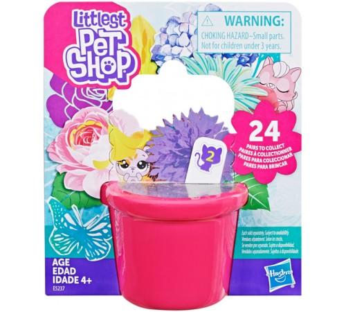 """littlest pet shop e5237 Игровой набор""""Пет в цветочном бутоне"""""""