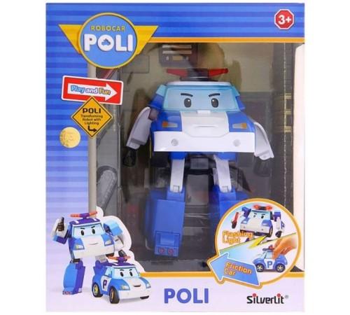 Детскиймагазин в Кишиневе в Молдове robocar poli 83046 Игрушка-трансформер Поли (7,5 см.)