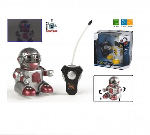 Игрушки в Молдове color baby 42272 Робот на р/у в ас.2