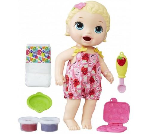 """Детскиймагазин в Кишиневе в Молдове baby alive c2697 Кукла """"Малышка Лили со снеками"""""""
