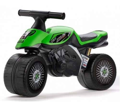 "falk 402kx Беговел ""kawasaki bug racing"" зелёный"