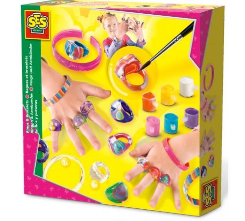 "ses creative 01007 Набор для создания колец и браслетов ""ring & bracelets"""
