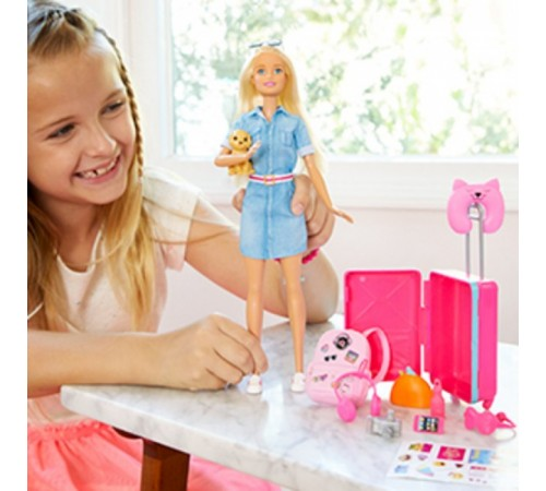 "barbie fwv25 Кукла серии ""Путешествия"""