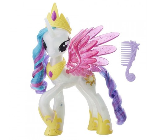 may little pony e0190 printesa interactivă celestia