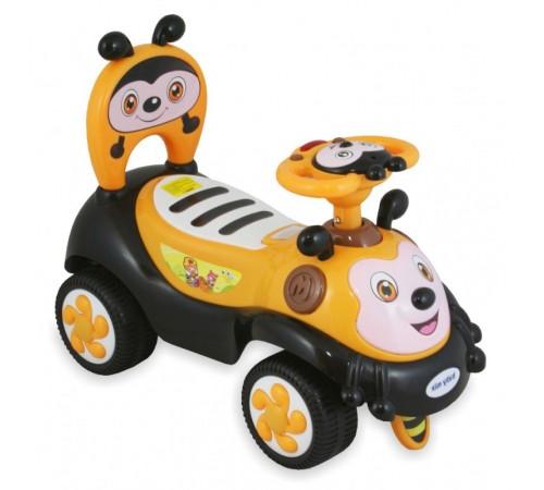 """baby mix ur-7625 yellow Машина детская """"Пчелка"""""""