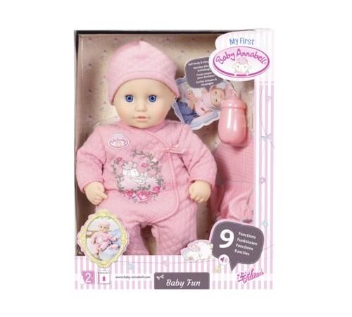 Детскиймагазин в Кишиневе в Молдове zapf creation 702604 Интерактивная кукла little baby fun (36 см.)