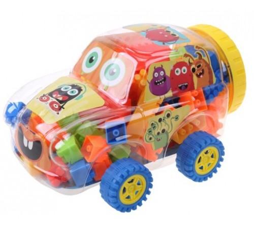 Jucării pentru Copii - Magazin Online de Jucării ieftine in Chisinau Baby-Boom in Moldova op РЕ02.225 constructor în mașină