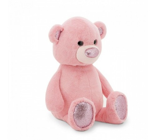 orange toys Пушистый розовый медведь ot3001/35 (35 см.)