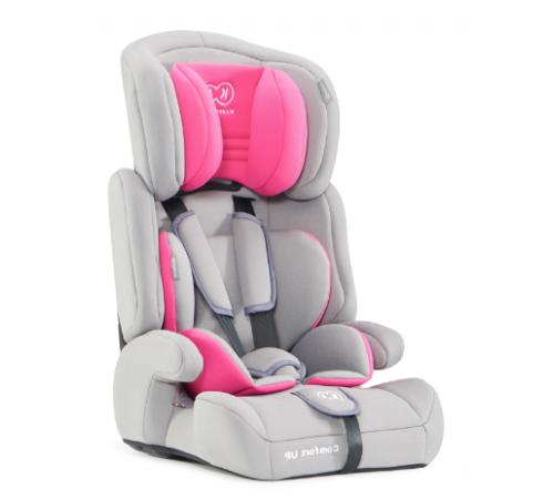 kinderkraft Автокресло comfort up  гр.1/2/3 (9-36 кг.) розовый