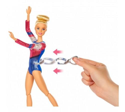 """barbie gjm72 Игровой набор """"Гимнастка"""""""