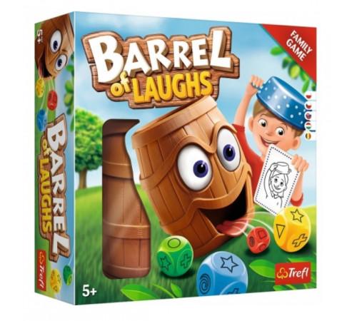 "Jucării pentru Copii - Magazin Online de Jucării ieftine in Chisinau Baby-Boom in Moldova trefl 01992 joc de masa ""barrel of laughs"" (ro)"