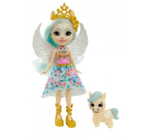 """Детскиймагазин в Кишиневе в Молдове enchantimals gyj03 Кукла """"Пегас Паолина"""""""