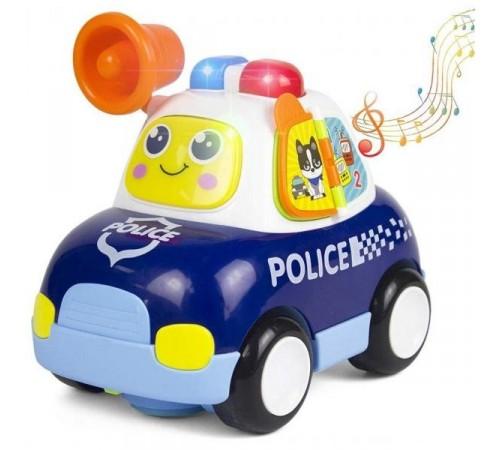 """hola toys 6108 Музыкальная игрушка """"Полицейская машина"""""""