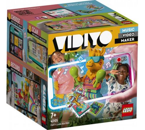 """Jucării pentru Copii - Magazin Online de Jucării ieftine in Chisinau Baby-Boom in Moldova lego vidiyo 43105 constructor """"beatbox lama party"""" (82 el.)"""