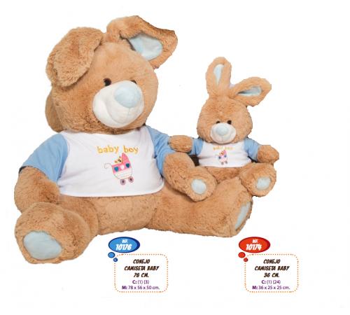 artesania beatriz 10174 Мягкая игрушка Кролик 36 см