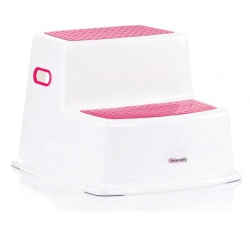 chipolino suport pentru picioare stepup2 pzs2s0192pi roz