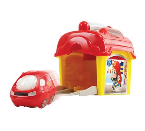 """Детскиймагазин в Кишиневе в Молдове playgo 2004 Игровой набор """"Пожарная станция"""""""