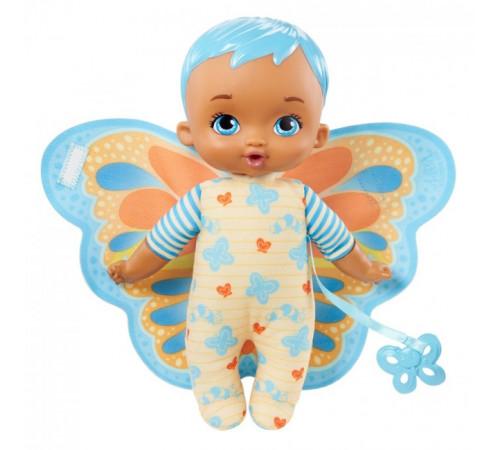 """my garden baby hbh38 Пупс """"Голубые крылышки"""""""