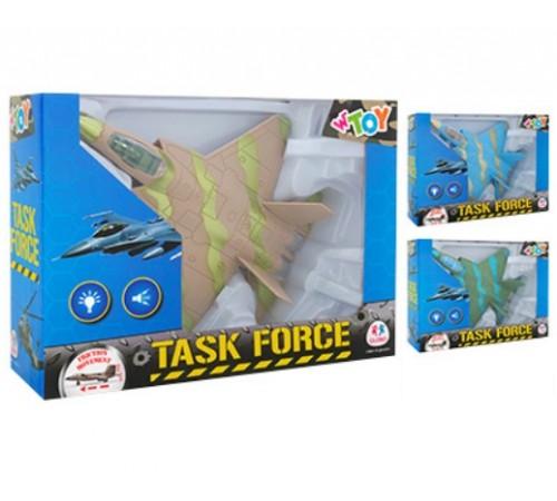 """globo 39614 Игрушка w'toy """"Военный истребитель"""" в асс."""
