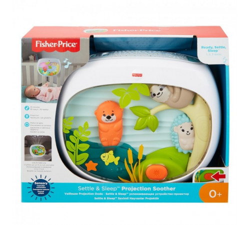 """fisher-price fxc59 proiector muzical  """"forest friends"""""""