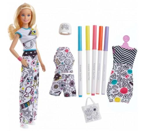 """Детскиймагазин в Кишиневе в Молдове barbie fph90 Набор """"Барби с одеждой crayola"""""""