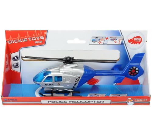 """dickie 3714001 jucărie """"elicopter de poliție"""""""