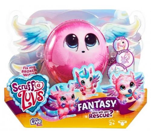 "Детскиймагазин в Кишиневе в Молдове scruff-a-luvs 30078s Интерактивная игрушка ""fantasy"" в асс."