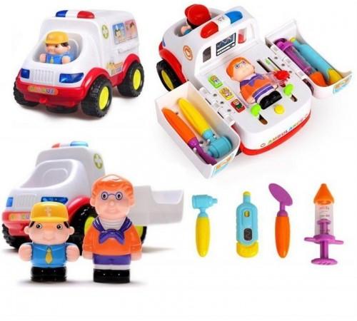 huile toys  836 Машина  с музыкой и светом