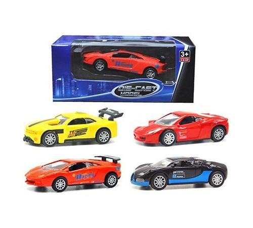 Jucării pentru Copii - Magazin Online de Jucării ieftine in Chisinau Baby-Boom in Moldova op МЕ02.33 mașina metalică în sort.