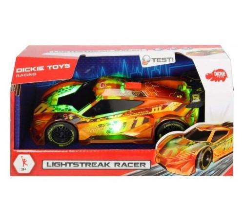 """Jucării pentru Copii - Magazin Online de Jucării ieftine in Chisinau Baby-Boom in Moldova dickie 3763002 mașină de curse """"lightstreac recer"""" cu sunet și lumină"""