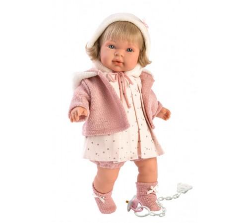 Детскиймагазин в Кишиневе в Молдове llorens Интерактивная кукла Карла 42146 (42 см.)
