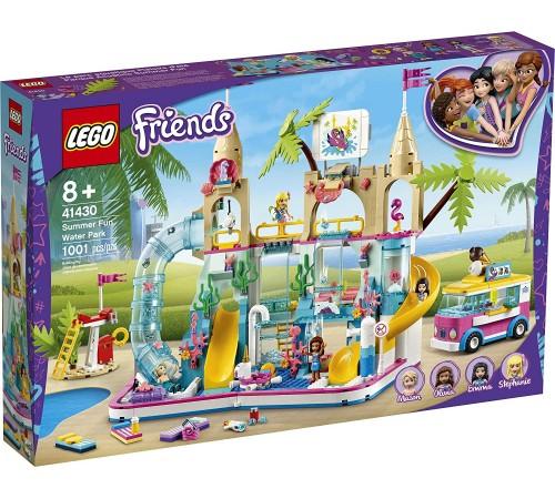 """lego friends  41430 Конструктор """"Летний аквапарк"""" (1001 дет.)"""