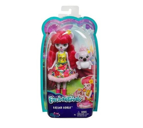 Детскиймагазин в Кишиневе в Молдове enchantimals  fcg64 Кукла Коала