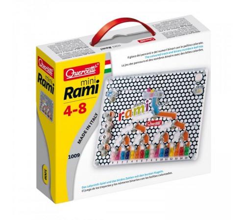 quercetti 1009 Игра головоломка mini rami