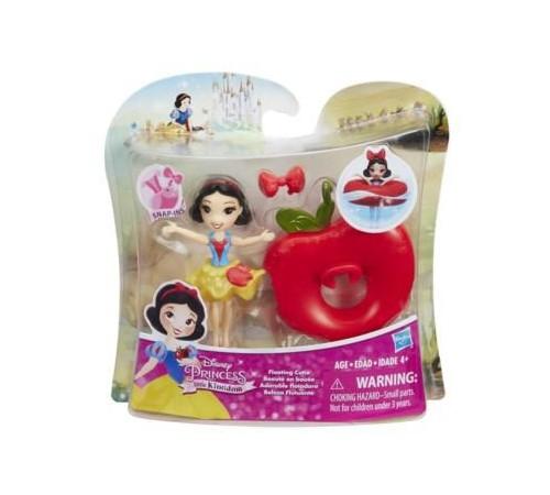 disney princess b8966 Маленькая кукла - принцесса,на круге в ассортименте