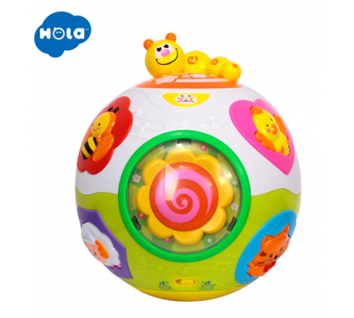 "hola toys 938 jucărie interactivă ""happy ball"""