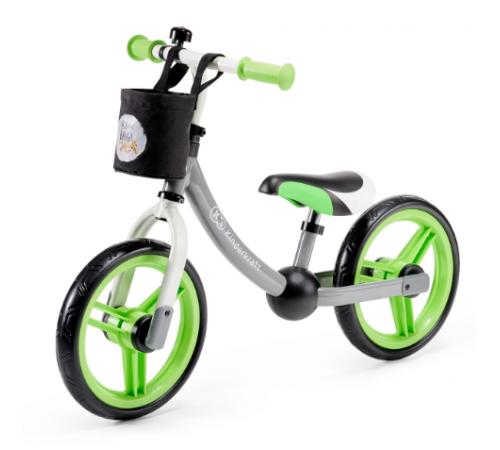kinderkraft run bike 2way next verde