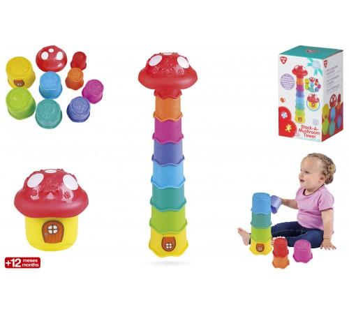Детскиймагазин в Кишиневе в Молдове color baby 44560 Пирамидка  playgo