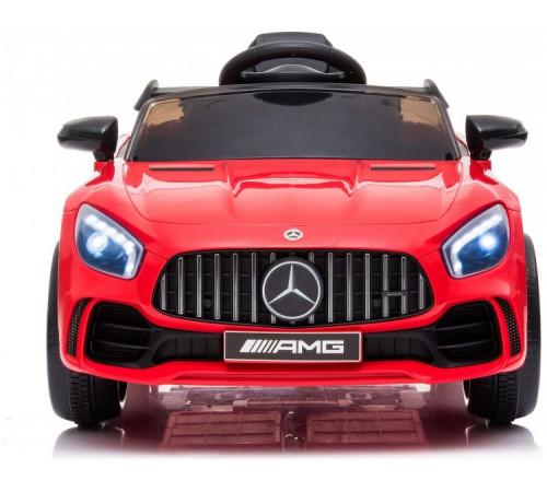"chipolino Машина на аккумуляторе ""mercedes benz gtr amg"" elkmbgtr03r красный"
