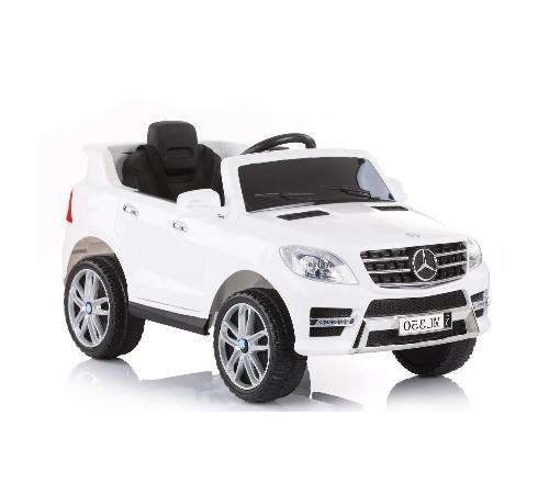 "chipolino Машина на аккумуляторе ""suv mercedes benz ml350"" eljml350n3w белый"