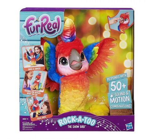 "furreal friends e0388 Интерактивная игрушка ""Попугай"""