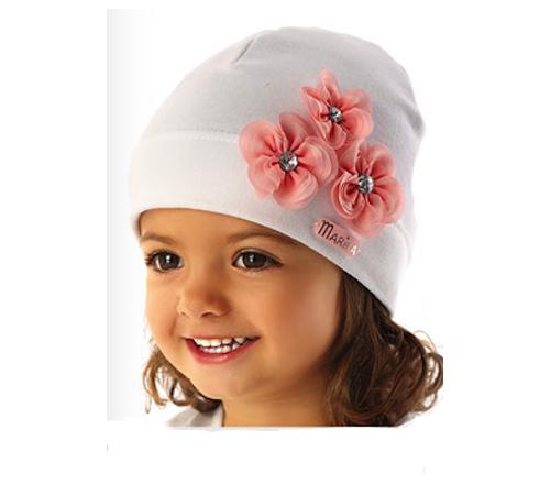 Одежда для малышей в Молдове marika mwj-2258 Шапочка paulinka