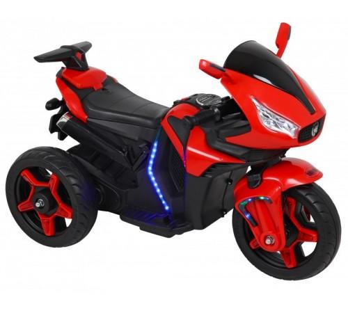 baby mix ur-bej6688 Мотоцикл на аккумуляторе красный