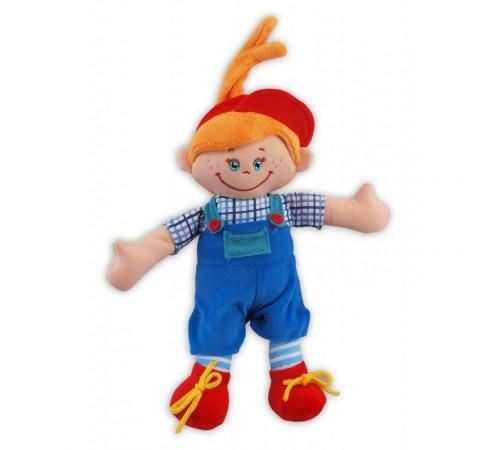 baby mix  ef-te-8081-30a  Кукла плюш Мальчик