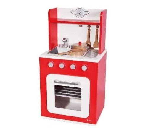 """classic world 5033 set de joc din lemn """"bucătărie retro"""""""