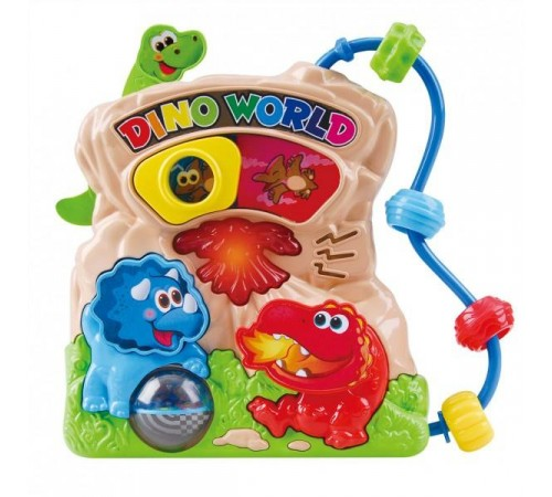 "playgo 1006 panoul de joc ""dino world"""