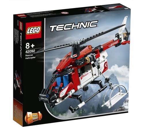 """lego technic 42092 Конструктор """"Спасательный вертолет"""" (325 дет.)"""