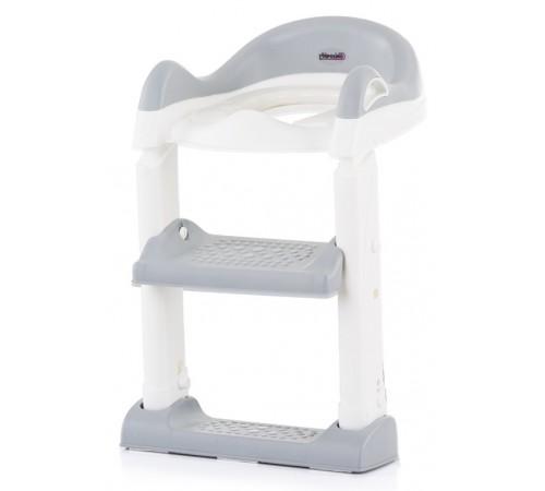 chipolino scaun pentru toaletă cu scară tippy stpti0191wh alb